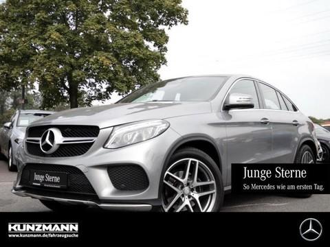 Mercedes-Benz GLE 350 d Coupé AMG Exclusive