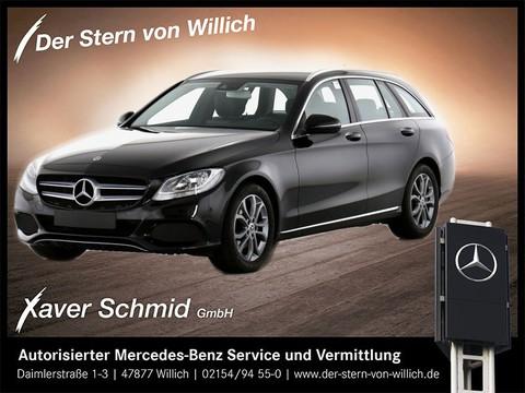 Mercedes-Benz C 220 T d Avantgarde Tronic