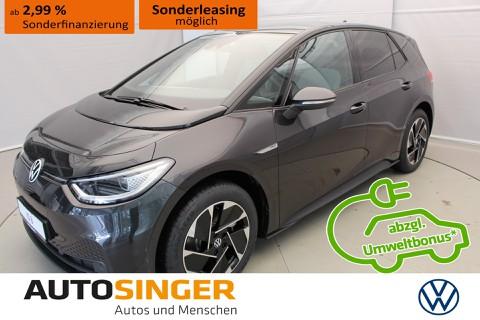 Volkswagen ID.3 Family Pro Performance 58kWh Wärmepumpe