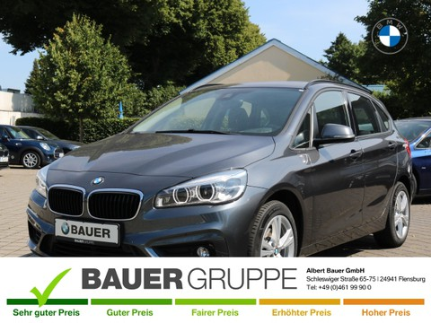 BMW 218 Active Tourer i Advantage El