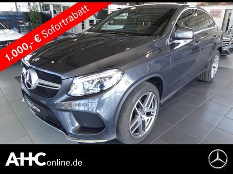 Mercedes-Benz GLE 350 d Coupé AMG SITZKLIMA SPUR