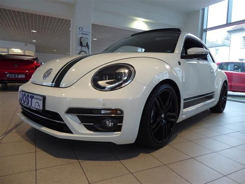 Volkswagen Beetle 1.4 TSI JP Limited-Edition