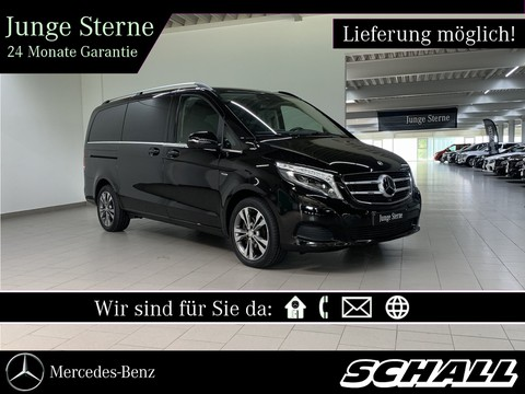 Mercedes-Benz V 250 d L AVA EDIT ° COMAN