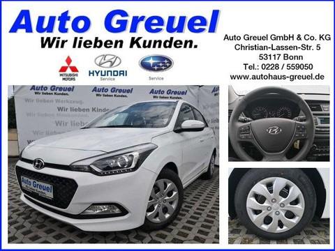 Hyundai i20 1.4 Automatik