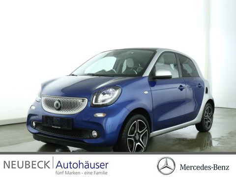 Smart ForFour Styling