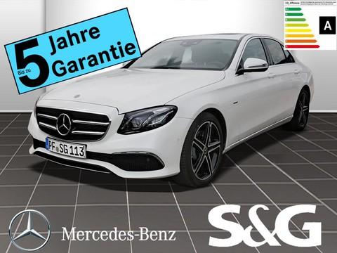 Mercedes-Benz E 300 d SPORTSTYLE AVANTGARDE Fahrassist 19