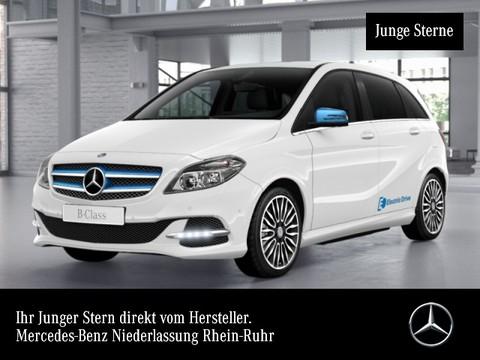 Mercedes-Benz B Electric Drive Rekup Bremsyst Laderaump