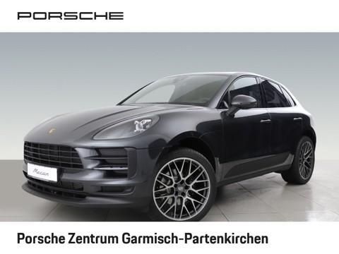 Porsche Macan 7.2 Spurhalteass verfügbar 2021