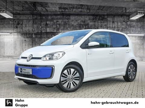Volkswagen up e-up CCS Schnellladevorrichtung