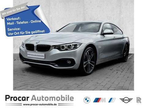 BMW 440 i xDrive Gran Coupe Sport Line Prof
