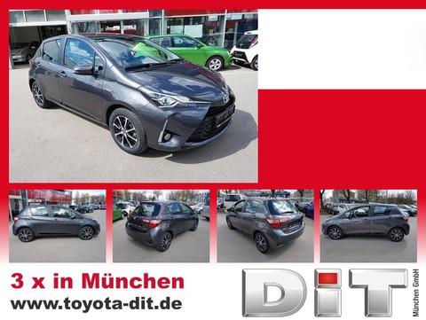 Toyota Yaris 1.5 L Hybrid Team D