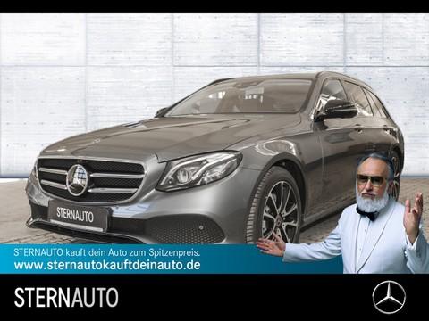 Mercedes E 250 T Avantgarde Night-Paket
