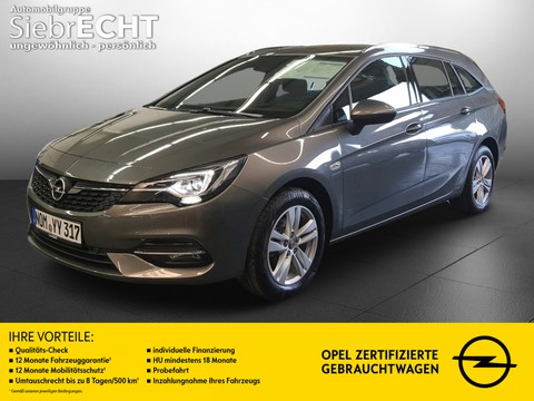 Opel Astra 1.5 ST Line D S S