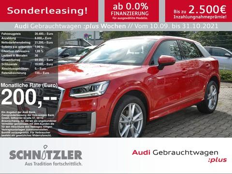 Audi Q2 30 TDI Sport elektr EPH plus