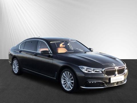 BMW 740 Li SAG UD Laser TV