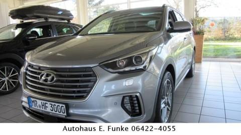 Hyundai Grand Santa Fe Premium blue