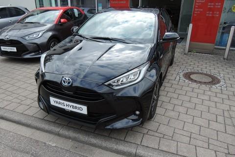 Toyota Yaris 1.5 VVT-i Hybrid Team Deutschland (XPA1)