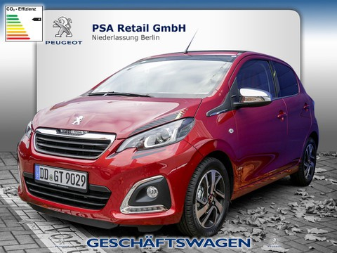 Peugeot 108 VTi 72 Top Collection