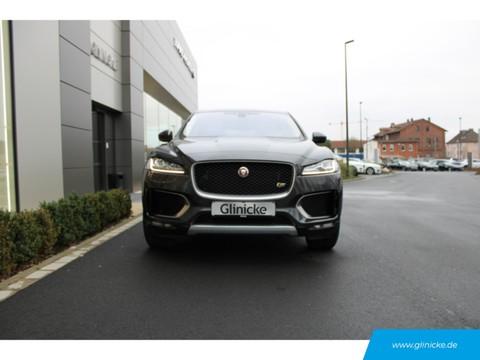 Jaguar F-Pace S AWD 30d Winterpaket Elektr Entry