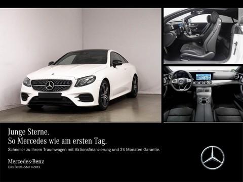 Mercedes E 200 Coupé AMG Nightp PanoDach