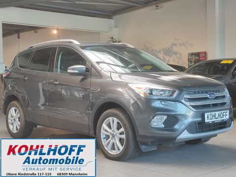 Ford Kuga 1.5 EcoBoost 150PS Cool&Connect Winter Sitzheizug