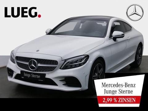 Mercedes-Benz C 180 Coupe AMG CarP