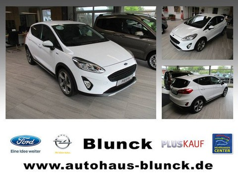 Ford Fiesta 1.0 L ACTIVE 100PS 6 Gang