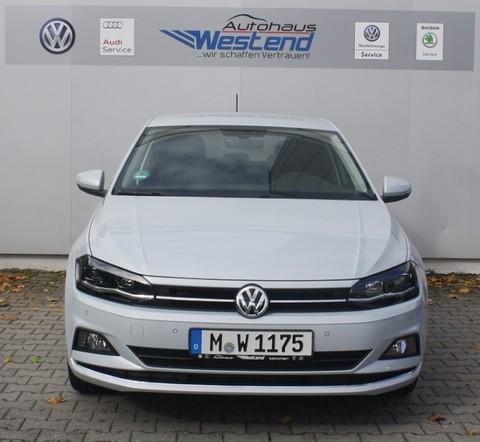 Volkswagen Polo 1.0 l TSI Highline 70kW
