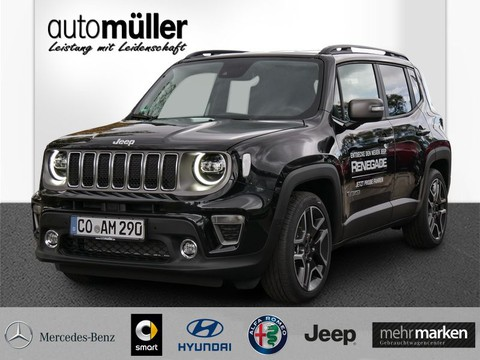 Jeep Renegade 1.0 l T-GDI MY19-Limited 4x2