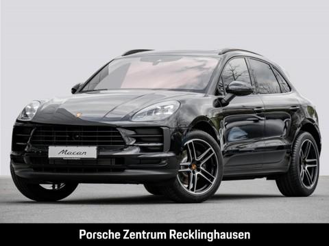 Porsche Macan Dachsystem