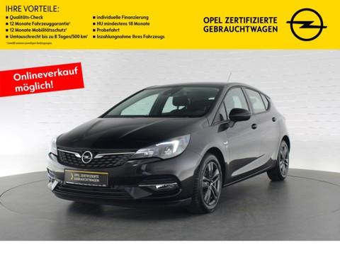 Opel Astra K LIM 2020 VERKEHRSZEICHENERKENNUNG