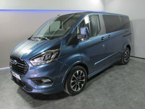 Ford Transit Custom Tourneo L1 Sport