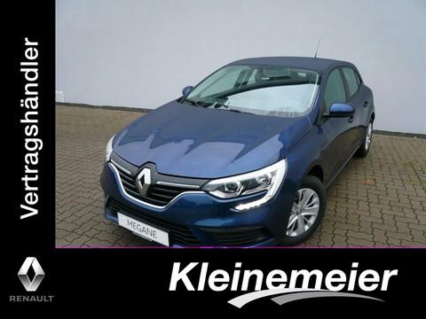Renault Megane 1.2 IV TCe 100 Life Bluet Metallic