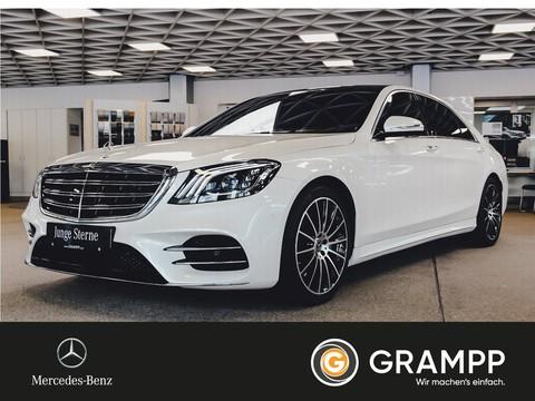 Mercedes-Benz S 400 d L AMG-Plus Exklusiv MagicSky 162