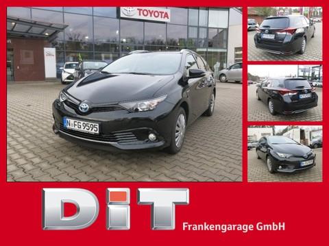 Toyota Auris Touring Sports 1.8 Hybrid Team Deutschland