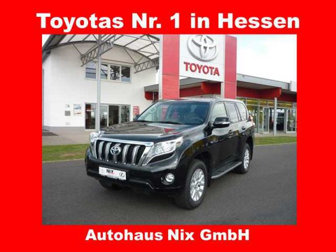 Toyota Land Cruiser 2.8 D-4D Executive