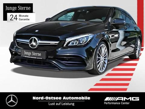 Mercedes-Benz CLA 45 AMG SB Night