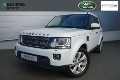 Land Rover Discovery 4 TDV6 SE abnb
