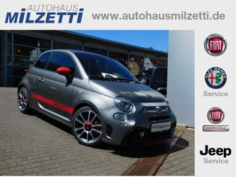 Abarth 595 Turismo 1.4 T-JET 165PS 199mtl E6D FINAL
