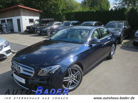 Mercedes-Benz E 400 d AMG Line Exclusive DTR