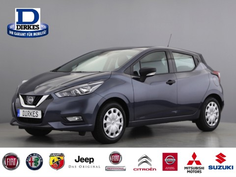 Nissan Micra 1.0 Visia Plus Tag Safety Pack