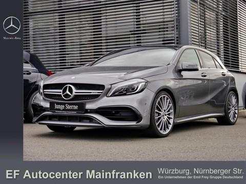 Mercedes A 45 AMG 1.5 Panodach 670