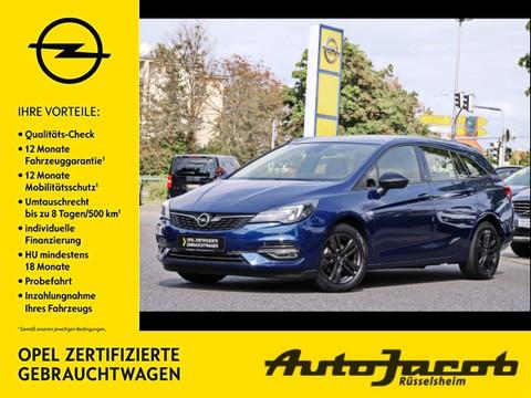 Opel Astra 1.2 K ST 2020 Sitze