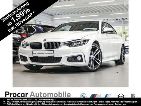 BMW 430 i Coupe M Sport Sport Business