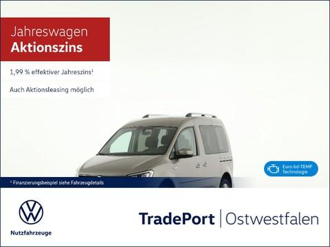 Volkswagen Caddy Comfortline FlÃgeltÃr