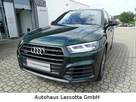 Audi SQ5 3.0 TFSI quattro - Optik Paket schwarz