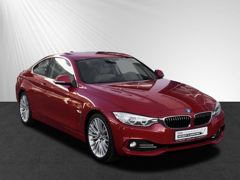 BMW 425 d Coupe Luxury Line DrivingAssist