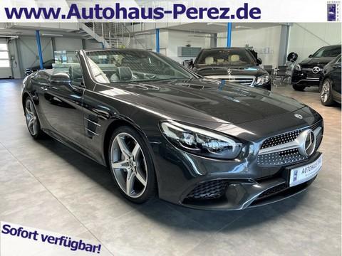 Mercedes-Benz SL 400 AMG---MULTIKONTUR-SITZKLIMA