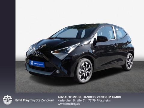 Toyota Aygo x-play Team Deutschland