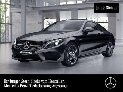Mercedes-Benz C 43 AMG Cp Perf-Abg Burmester Night